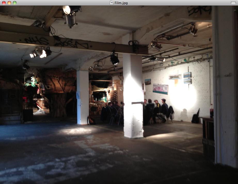 Emergent berlin series 2014 2013 spreeacker das baumhaus for Groovy house music